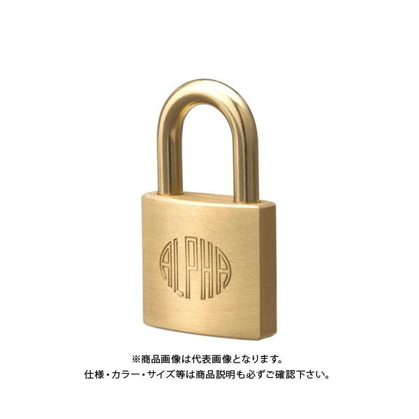 アルファ 南京錠 1000-25 1000-25