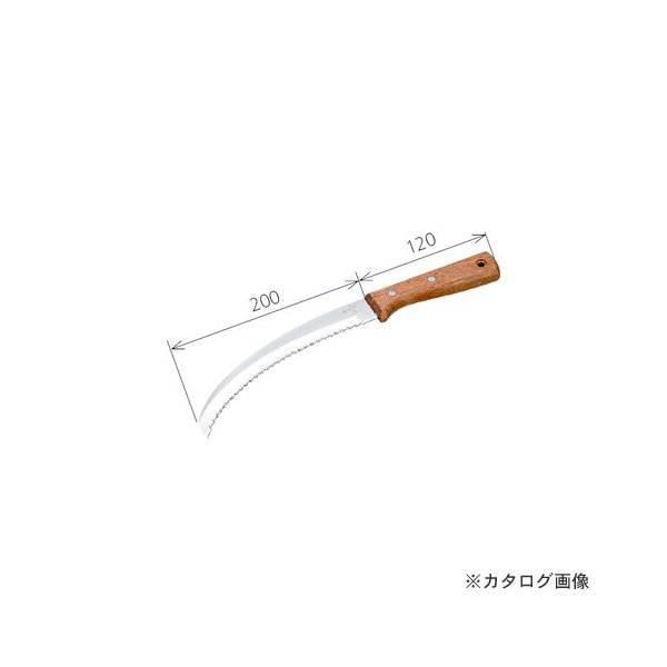浅野金属工業 ロープカッター鎌型- AK7708
