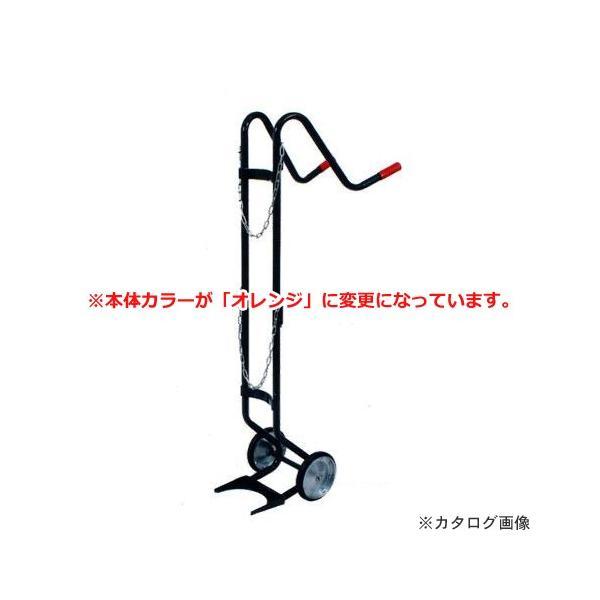(直送品)ハマコ HAMACO 酸素ボンベ台車1本積用 BC-01