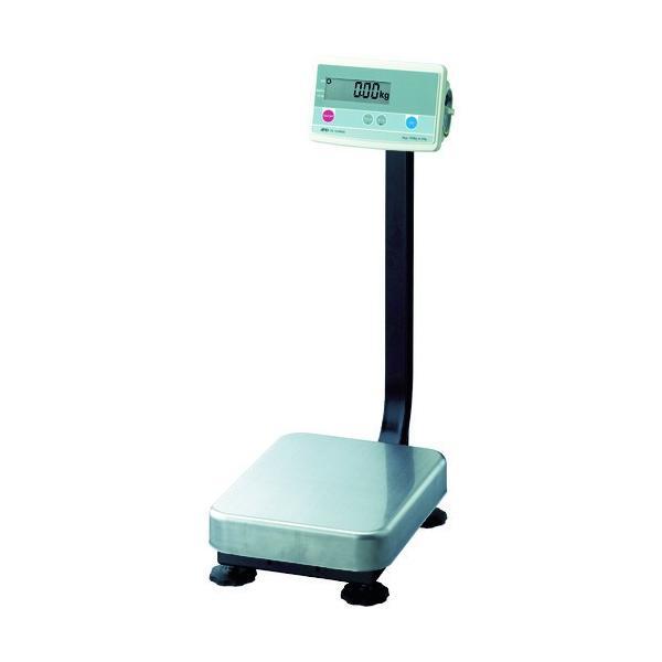 (直送品)A&D デジタル台はかり FG150KAM 一般校正付 FG150KAM-JA-00A00