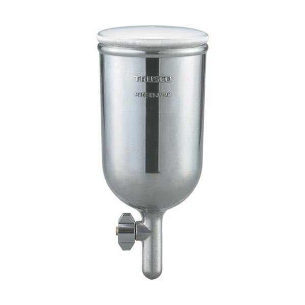 TRUSCO 塗料カップ 重力式用 容量0.5L 脚付 TGC-05-2