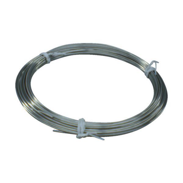 TRUSCO ステンレス針金 小巻タイプ 0.55mmX7m TSWS-055