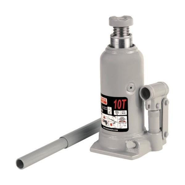 バーコ 高耐久ボトルジャッキ BH430