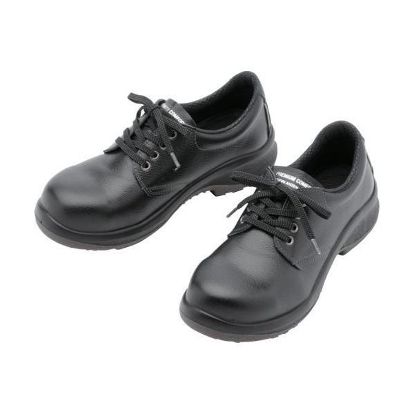 ミドリ安全 女性用安全靴 プレミアムコンフォート LPM210 23.5cm LPM210-23.5