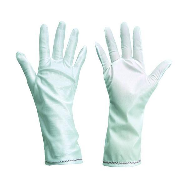 ウインセス 防塵手袋ロングタイプ M (10双入) 9501-27-M
