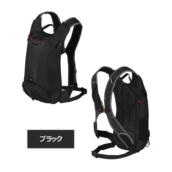SHIMANO シマノ UNZEN U-6 バッグ リュック カバン BG-DPMA-QW06U バックパック サイクリングバッグ 通勤 通学