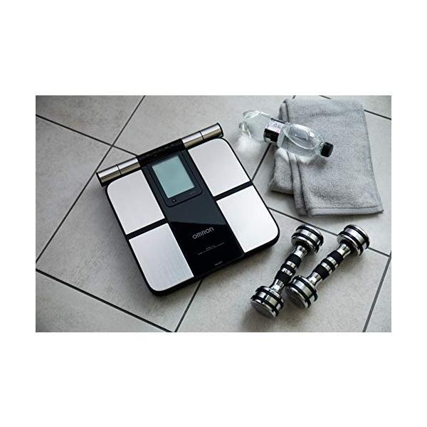 オムロン 体重体組成計KRD-703T カラダスキャン KRD-703T|kzk-shop|02