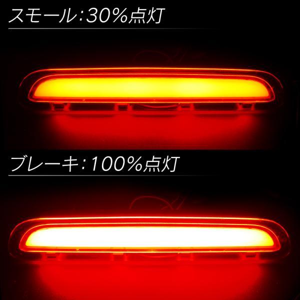 送料無料 ハイエース200系専用LEDハイマウントストップランプ l-c 03