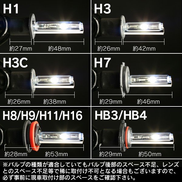 hidキット hidライト 信玄 リレーレス リレー付 hid ヘッドライト H4 hidランプ H16 H11 H8 HB3 HB4 H1 H3 H7 hidバルブ 35W 1年保証|l-c|03