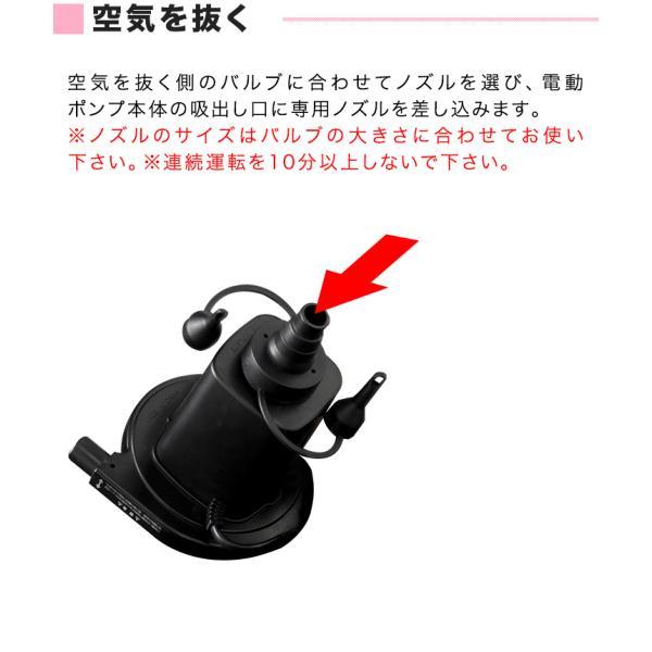 空気入れ 電動ポンプ エアーポンプ エアポンプ ビニールプール プール コンセント式 AC電源 100V 販売実績で選ぶなら 空気抜きにも 送料無料|l-design|05