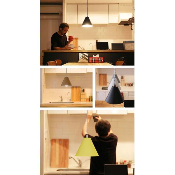 ペンダントライト 照明 1灯 3個セット おしゃれ LED 電球 北欧 天井 リビング 吊り下げ ダクトレール レールライト カフェ 食卓 シンプル 口金 E26 送料無料|l-design|05