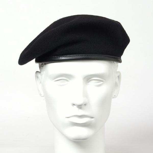 US.ブラック、スペシャルフォース、ベレー帽(新品)M51N|la-boy|02