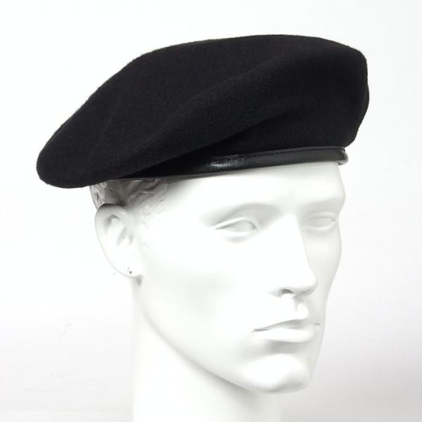 US.ブラック、スペシャルフォース、ベレー帽(新品)M51N|la-boy|03