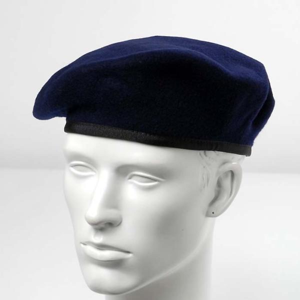フランス、ネービー、ウールベレー帽(新品)ミリタリー|la-boy