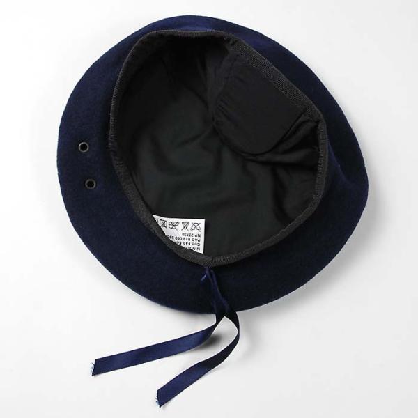 フランス、ネービー、ウールベレー帽(新品)ミリタリー|la-boy|03