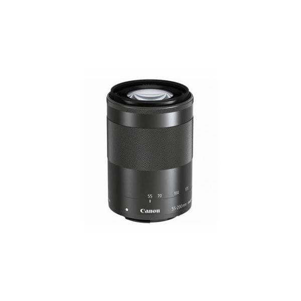 キヤノン Canon EF-M55-200mm F4.5-6.3 IS STM 一眼レフ用交換レンズ 新品 国内正規品 簡易箱 キャノン