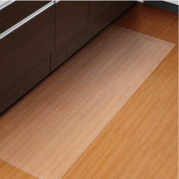 キッチンマットビニールマットシステムキッチンの汚れを防ぐマット60×180cm