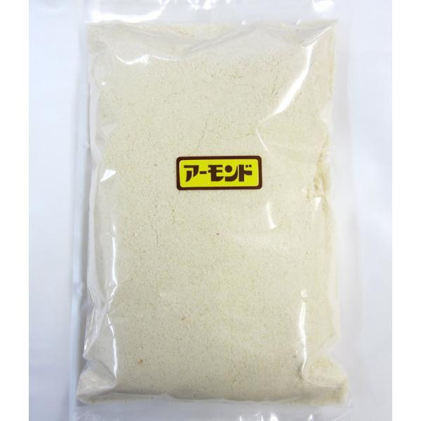 アーモンド 粉 生 500g 特別価格! 無添加 無塩 工場直送 ヨコイピーナッツ