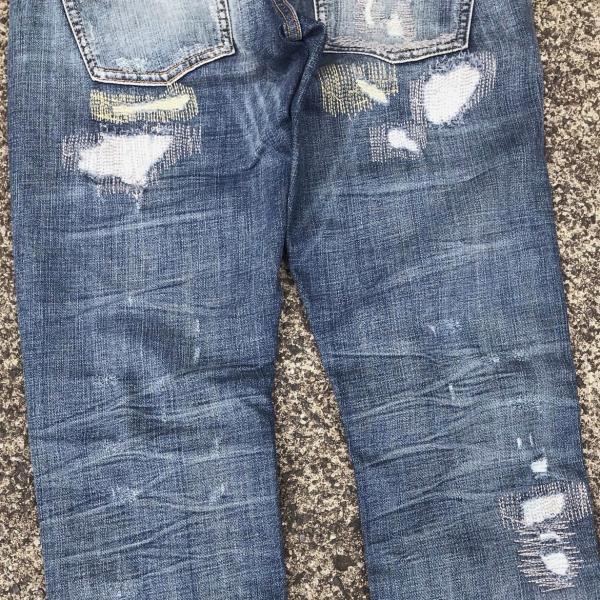 ヌーディージーンズ nudie jeans デニム ダメージ GRIM TIM - KURT REPLICA - 44161-1110|labo04onlineshop|12
