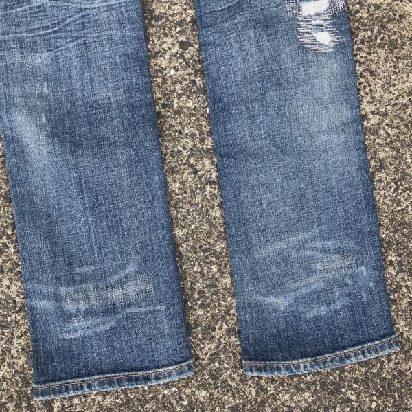 ヌーディージーンズ nudie jeans デニム ダメージ GRIM TIM - KURT REPLICA - 44161-1110|labo04onlineshop|13