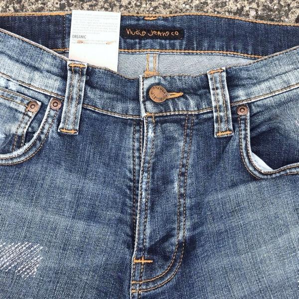 ヌーディージーンズ nudie jeans デニム ダメージ GRIM TIM - KURT REPLICA - 44161-1110|labo04onlineshop|08