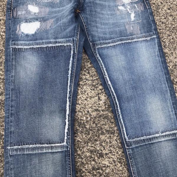 ヌーディージーンズ nudie jeans デニム ダメージ GRIM TIM - KURT REPLICA - 44161-1110|labo04onlineshop|10