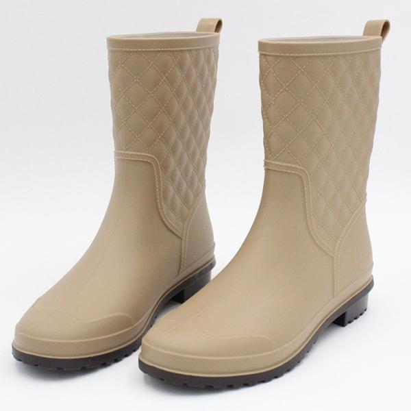 レインブーツ レディース おしゃれ レインブーツ ショート 大きいサイズ レインシューズ 雨靴 ガーデニングブーツ 長靴