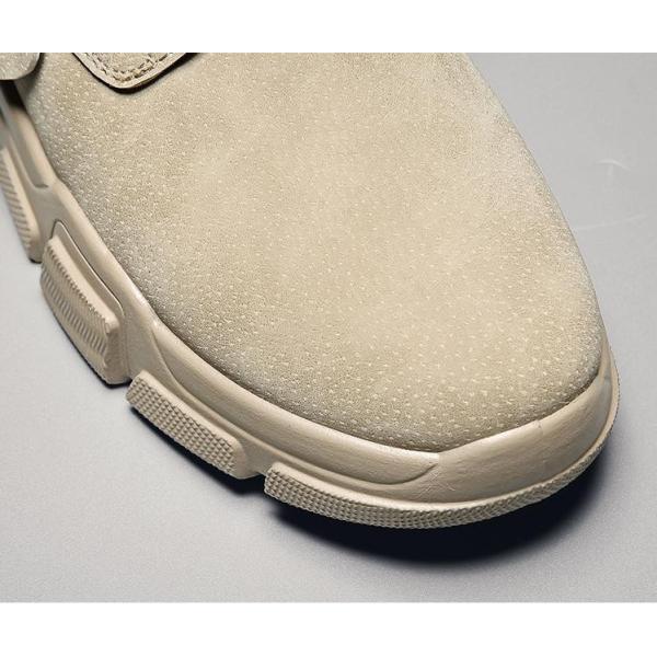 ワークブーツ メンズ ショートブーツ ハイカット レースアップシューズ メンズ靴 エンジニアーツ 大きいサイズ 歩きやすい 2019秋冬新作|labu|03
