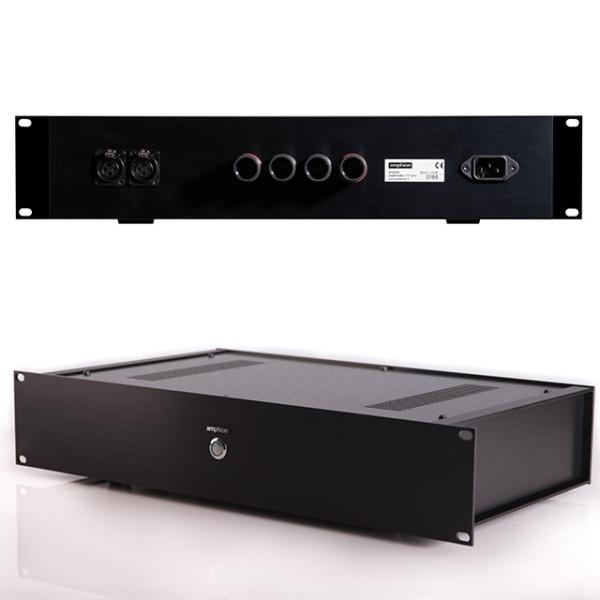 Amp500 Stereo amplifier 2 x 500W|lacasaacustica