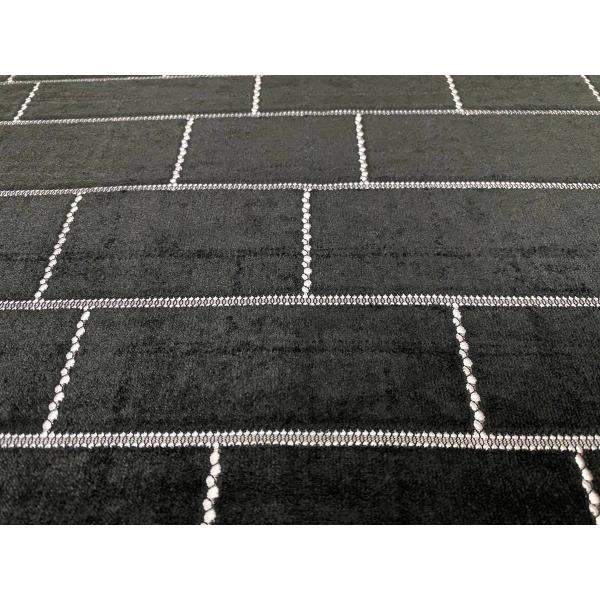 レース 生地 No.137442Y ベロアレース【幾何柄】 50cm単位販売 lace 02