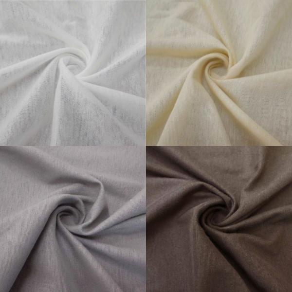 綿ニット生地(無地・5色)コットン100% 北欧風 ジャージ パンツ 肌着 寝間着にも最適|laceya|03
