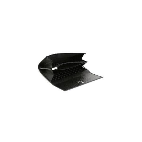 フェラガモ 22B620 Salvatore Ferragamoロゴ 長財布 ブラック NERO