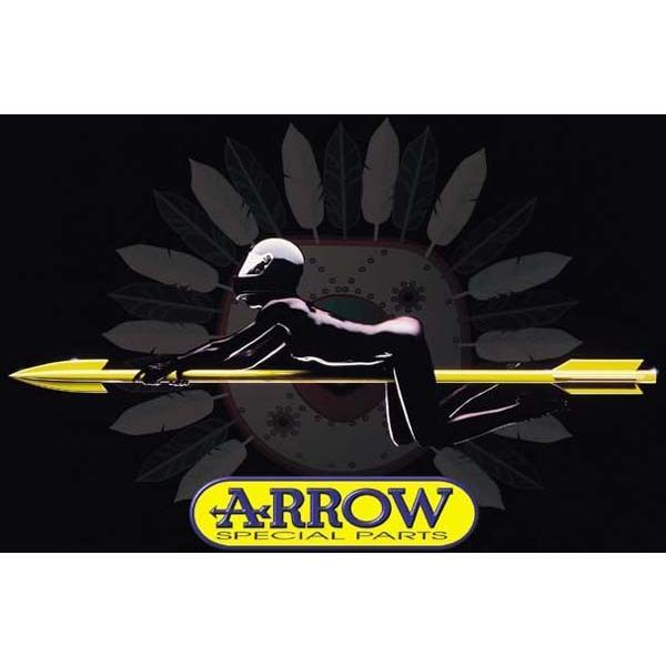 バイク ARROW チャンバー アプリリアRS125 99-01 (アロー 3703)|ladies-baico|02