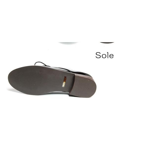 レースアップパンプス20.5cm/21.0cm/21.5cm ヒール 3cm  革 アーモンドトゥ レディースシューズ 婦人靴