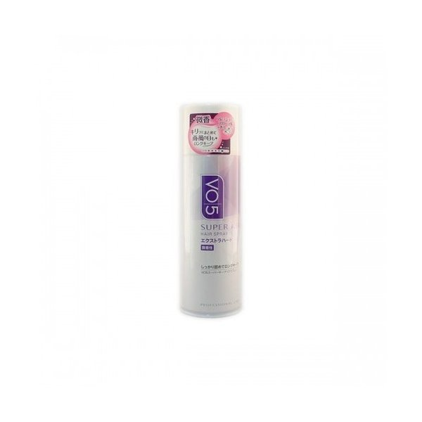 VO5ヘアスプレイスーパーキープエクストラハード微香性330g