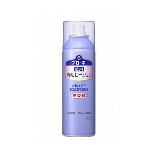 【医薬部外品】ブローネ 薬用育毛ローションN 無香料  180g 【当日つく香川】|ladygokagawa