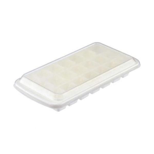 製氷皿 フェローズ フタ付 アイス S ホワイト K−284 WL / ラストロウェア※取り寄せ商品 返品不可