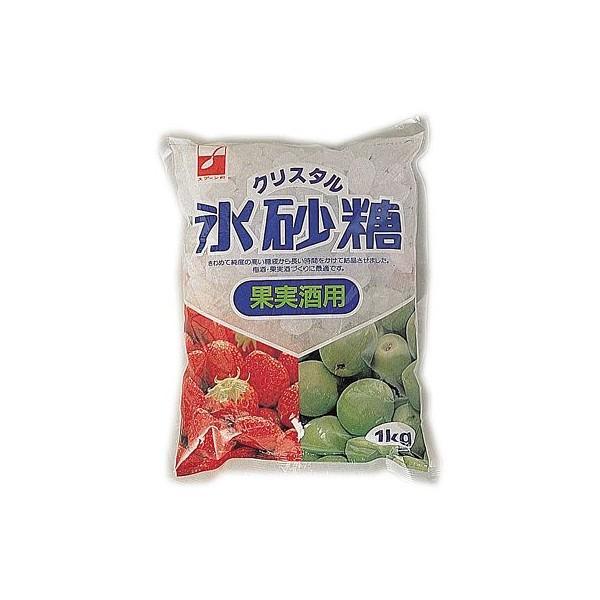 三井製糖 スプーンクリスタル氷砂糖 1kg