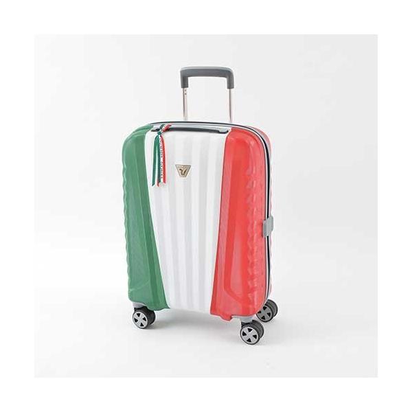 35リットル ロンカート RONCATO 日本限定 トリコロールカラー Tricolore イタリア製 10年保障 軽量 シークレットID ダブルキャスター 大阪鞄材 キャリーケース…
