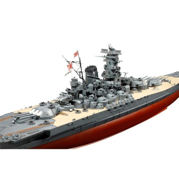 Sale  タミヤ 1/350 艦船シリーズ No.25 日本海軍 戦艦 大和 プラモデル 78025|lafeuille-store|02