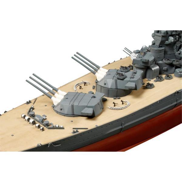 Sale  タミヤ 1/350 艦船シリーズ No.25 日本海軍 戦艦 大和 プラモデル 78025|lafeuille-store|03