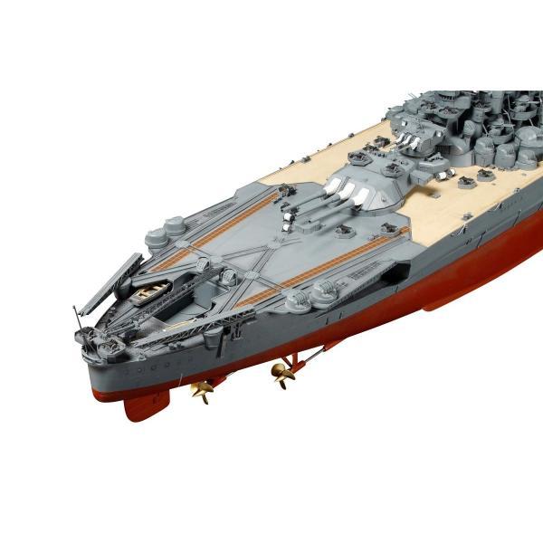Sale  タミヤ 1/350 艦船シリーズ No.25 日本海軍 戦艦 大和 プラモデル 78025|lafeuille-store|04