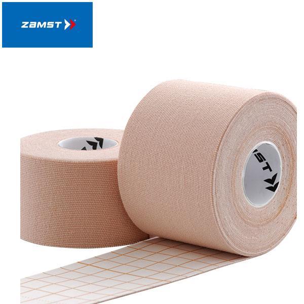 ZAMST(ザムスト) KTテーピング(75mm×5.0m・1巻入)( 378703 )(通気性に優れた筋肉保護テープ)