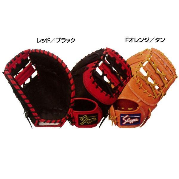 久保田スラッガー 軟式野球用グラブ ファーストミット KSF-INB 一塁手用 lafitte 02