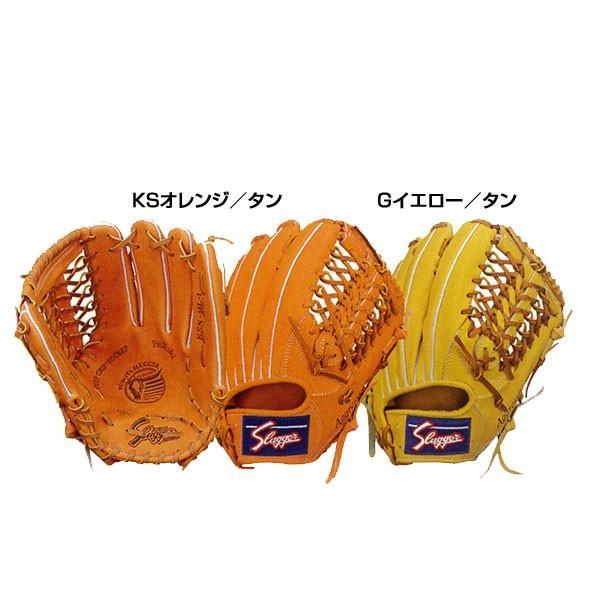 久保田スラッガー 軟式野球用グラブ KSN-ML-1 外野手用|lafitte|02