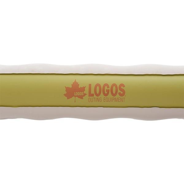 LOGOS ロゴス 楽ちんオートキャンプベッド270(10mロングコード)(野電&キャンドル) 73853050 lafitte 05