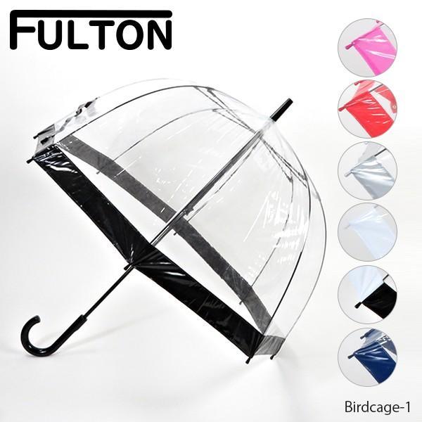 【返品交換不可】《同梱不可》『FULTON-フルトン−』Birdcage-1 長傘 バードゲージ イギリス王室御用達