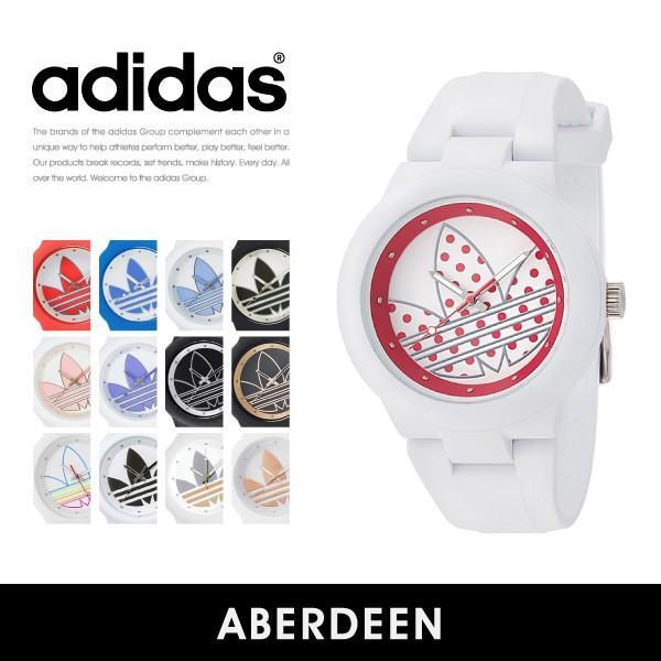 『adidas-アディダス-』ABERDEEN 腕時計〔ADH3051〕[クォーツ アバディーン レディース ユニセックス 腕時計 ]|lag-onlinestore