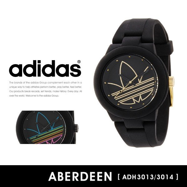 029e911895 『adidas-アディダス-』ABERDEEN 腕時計〔ADH3013/ADH3014〕[アバディーン adidas ...