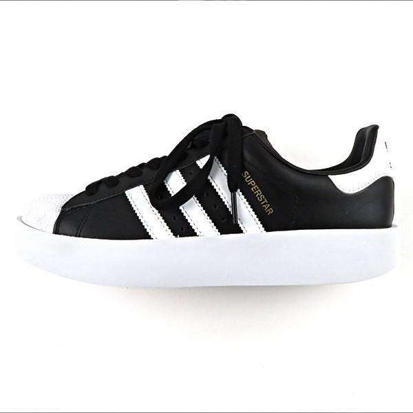 アディダス adidas スニーカー 靴 レディース BA7666/BA7667 スーパースター Superstar Bold W|lag-onlinestore|04